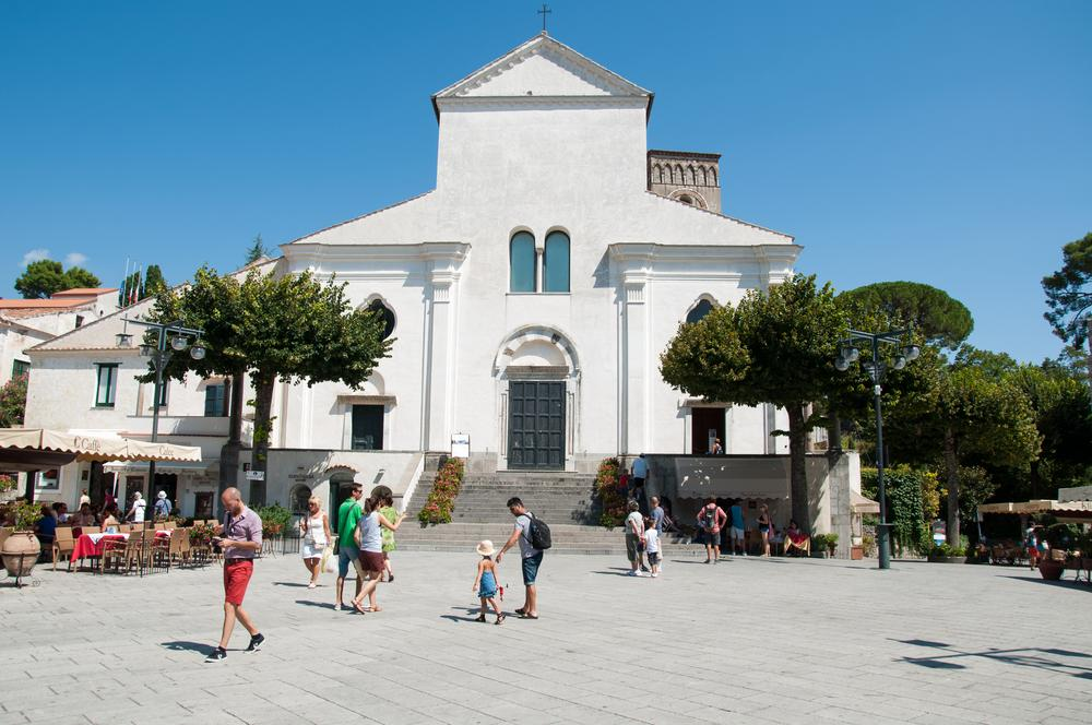 The Duomo (Cathedral) of Ravello