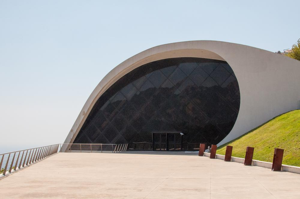 Oscar Niemeyer Auditorium